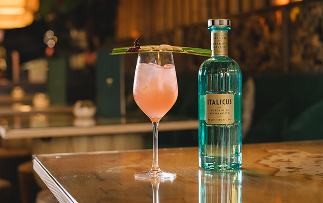 Laki Kane cocktail Tropical Aperitiki