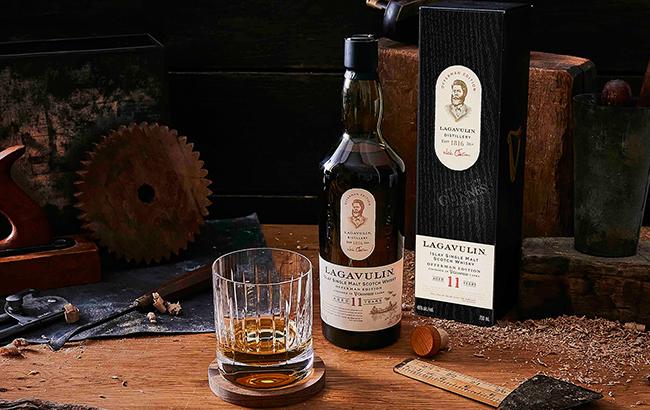Lagavulin Offerman Edition: Guinness Cask whisky