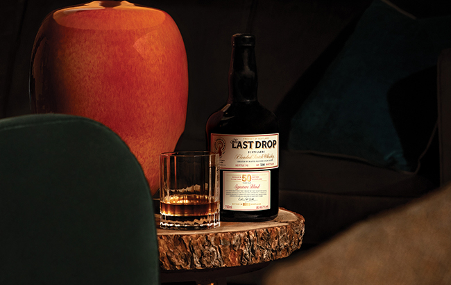 The Last Drop 50 Year Old Signature Blended Scotch Whisky