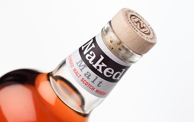 Naked Grouse whisky has rebranded to Naked Malt