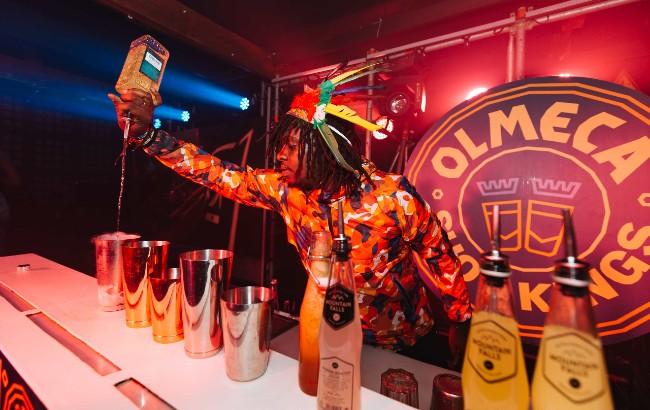 Olmeca Shot Rings Tequila