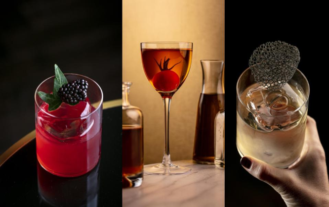 Quaglino's Cocktails