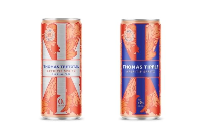 Thomas Tipple aperitif
