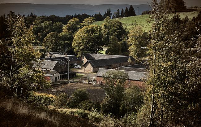 Ardgowan distillery