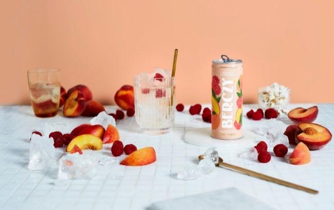Berczy Peach Raspberry