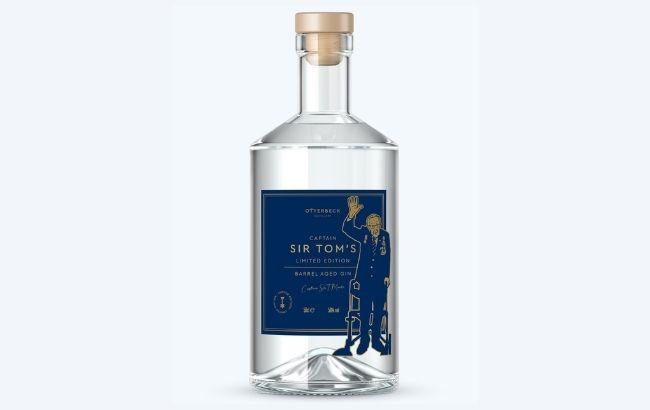 Captain Sir Tom Barrel Aged Gin