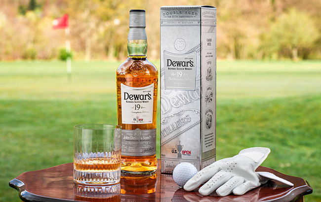 Dewar's The Champions Edition whisky