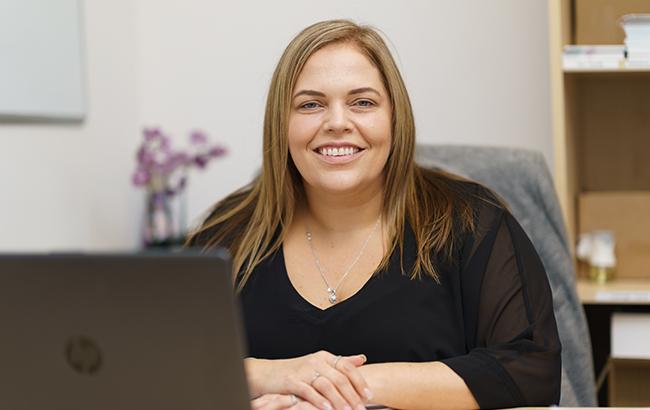 Emma Whitaker, Diamond Logistics
