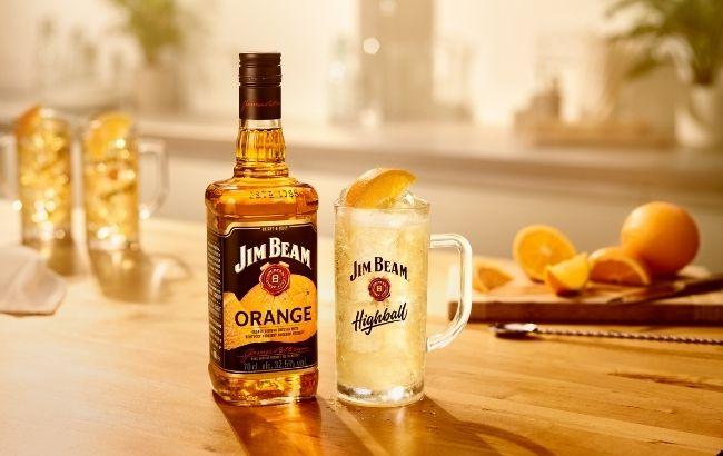 Jim Beam Orange