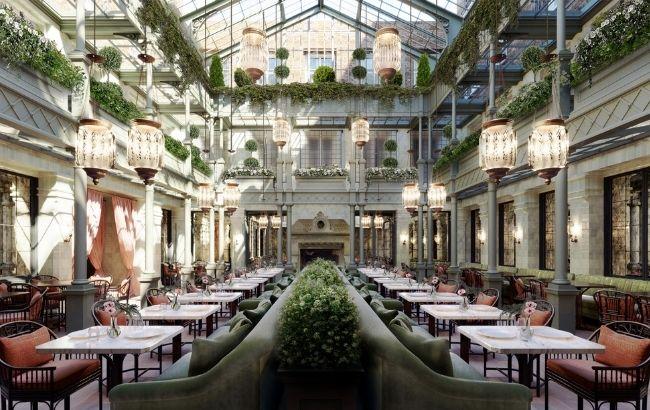 NoMad London restaurant