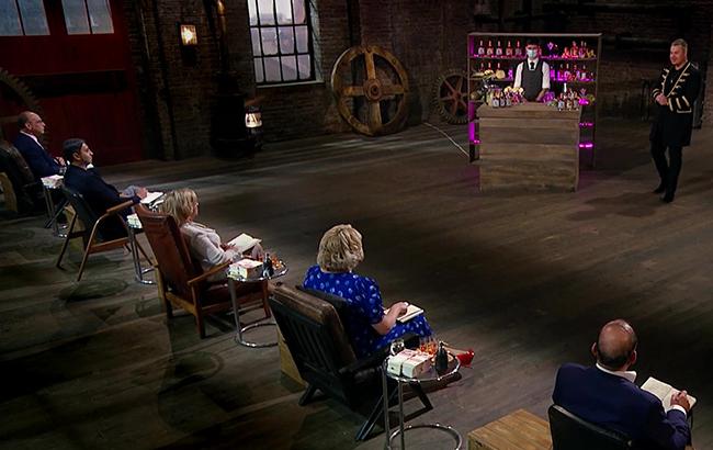 Tom Hurst of Rockstar Spirits appeared on Dragons' Den