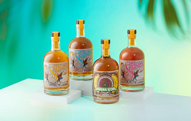 Rockstar Spirits' rum