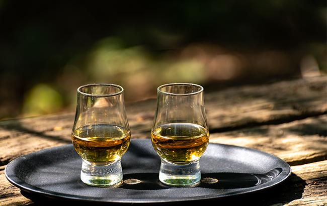 Scotch whisky masters drams