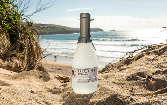 Tarquin's Yuzu and Lime Gin