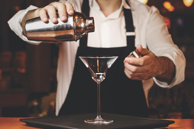 cocktail class September