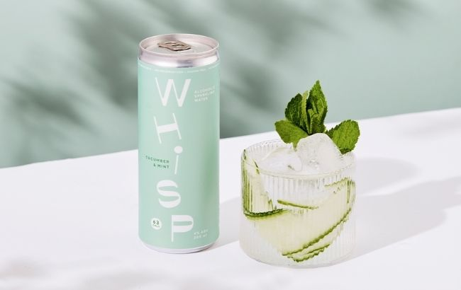 Whisp Cucumber and Mint