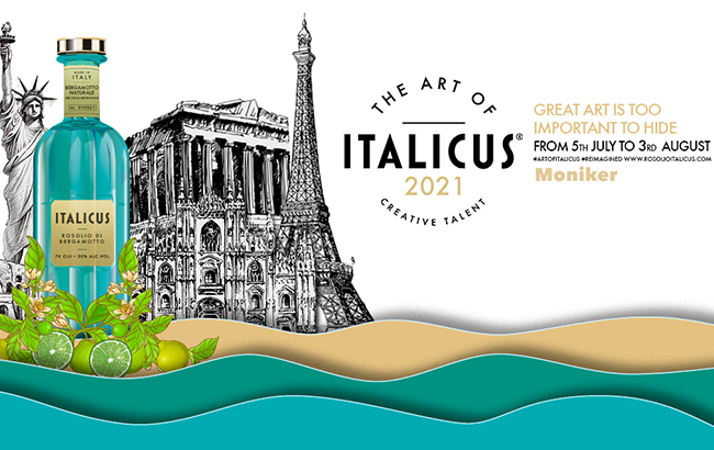 Art of Italicus poster