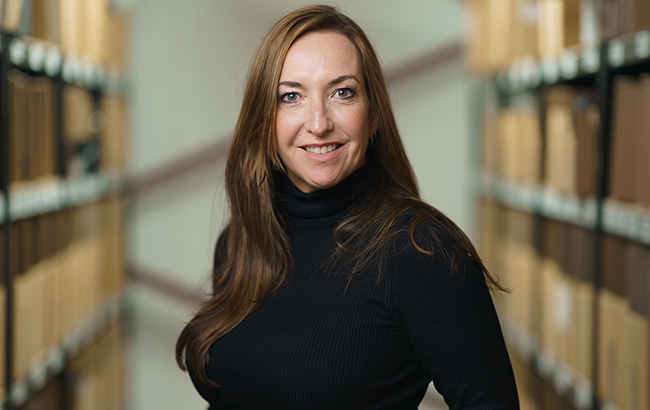 Kate Lester, CEO of Diamond Logistics