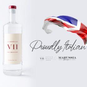 Seven Hills Gin Marussia