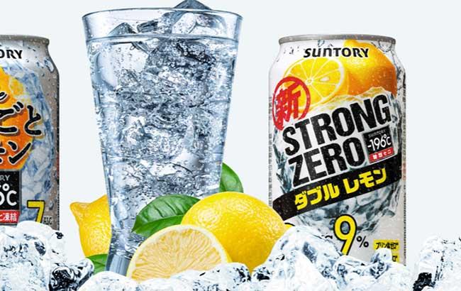 Suntory-Strong-Zero