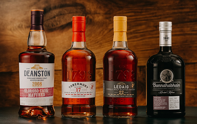 Distell's limited edition whiskies