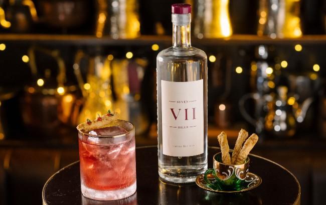 Nightjar Seven Hills Gin