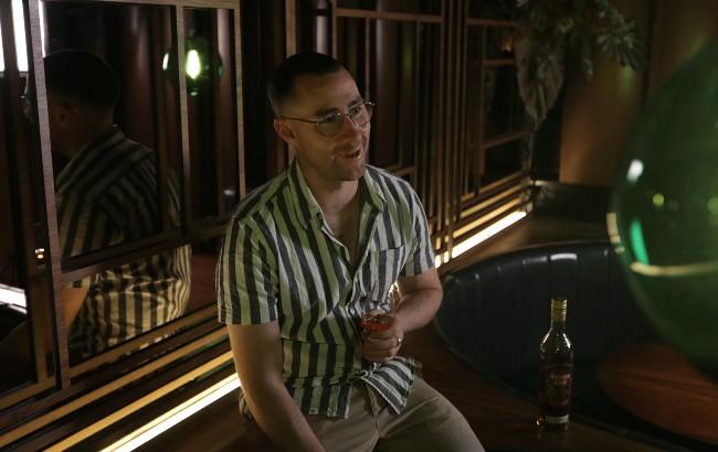 Oliver-Margan bartender