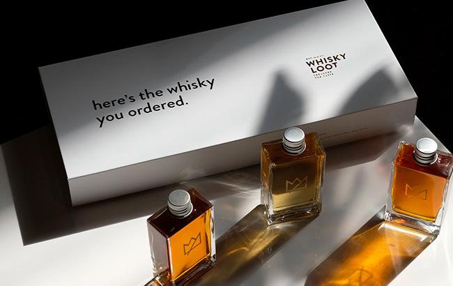 Liquor Loot's Whisky Loot platform