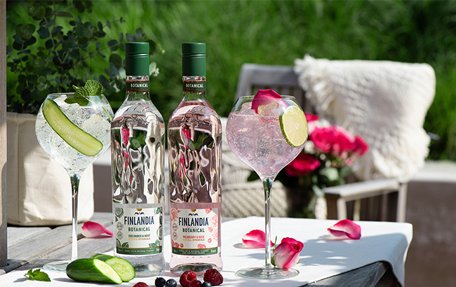 Finlandia vodka launches lower-ABV line