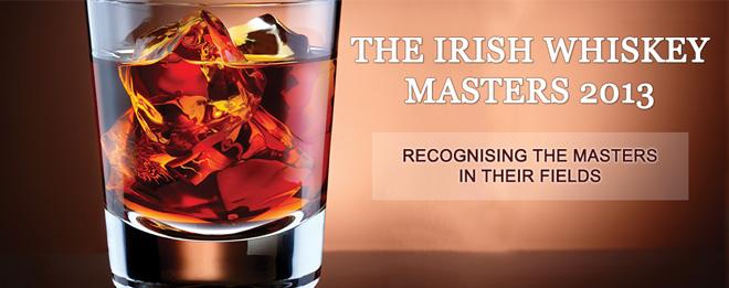 The Irish Whiskey Masters 2013