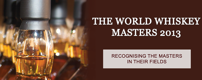 The World Whisky Masters 2013
