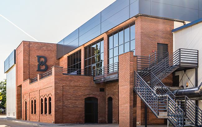 Belvedere's biomass facility