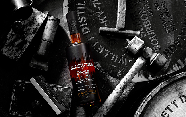 Blackened x Willet Kentucky Straight Rye Whiskey Finished in Madeira Casks,