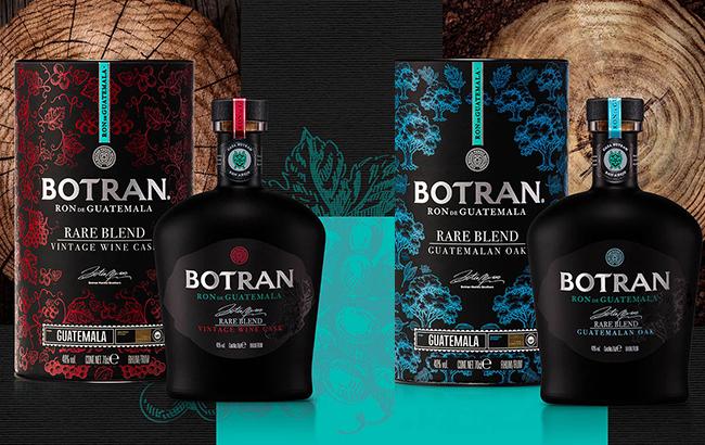 Guatemalan Spirits' Botran rums