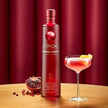 Cîroc Pomegranate vodka