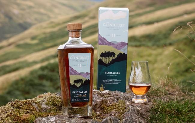 Glenturret Gleneagles whisky