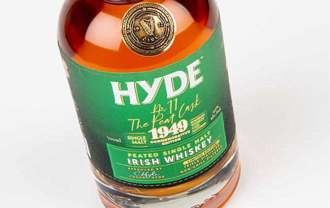 Hyde Irish Whiskey No. 11 The Peat Cask