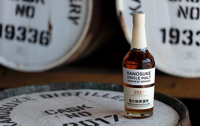 Diageo is investing in Kanosuke single malt whisky