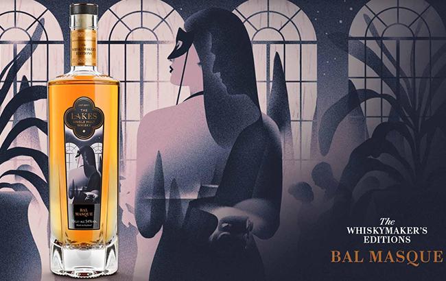 Lakes' Bal Masque whisky
