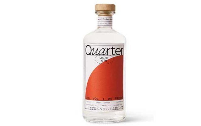 Lighter spirits brand Quarter is low-ABV gin