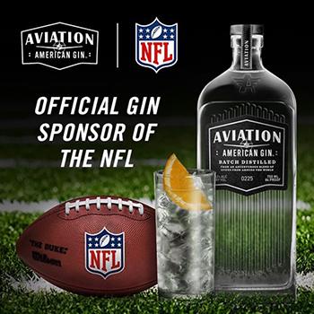 Aviation Gin NFL