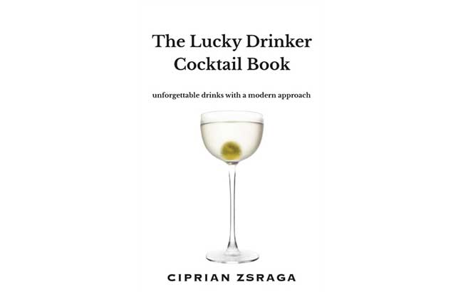 The Lucky Drinker new book