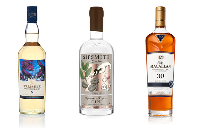 Top Spirits launches in September