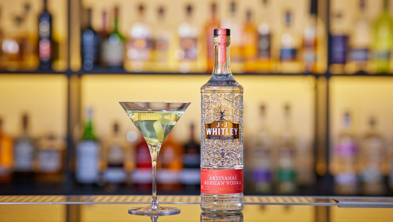 Top 10 award-winning vodkas 2021